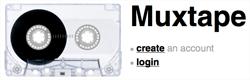 Muxtape header