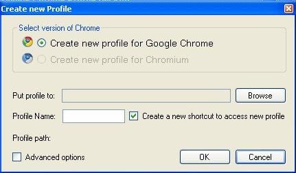 Chrome Profile Backup