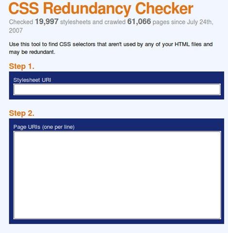 css-checker