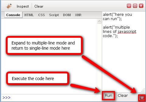 Как использовать Firebug в IE, Safari, Chrome и Opera / Хабр