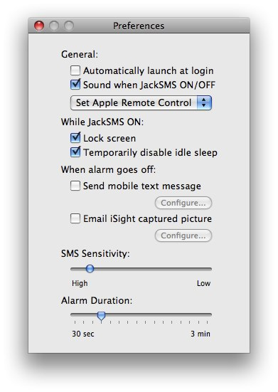 Mac Anti-Theft Alarm