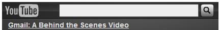 Hide youtube search box
