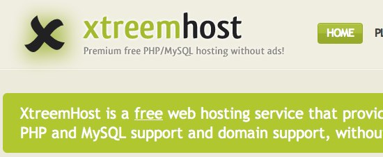 easy and free web hosting