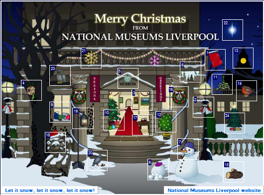 10 Free Online Advent Calendars With Gifts & Surprises For You ...