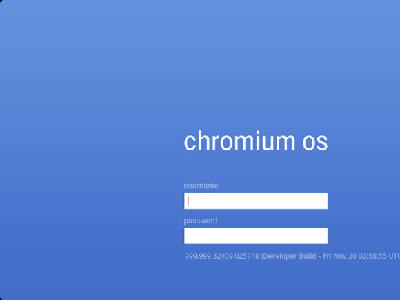 Download Google Chromium OS