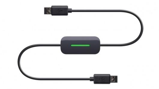 Belkin usb easy transfer cable