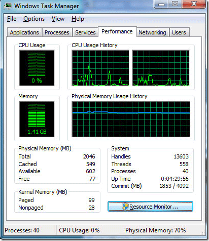 ff0 Memory Fox Helps you Tame Memory Usage in Firefox