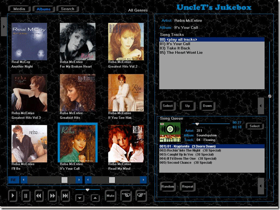 build mp3 jukebox