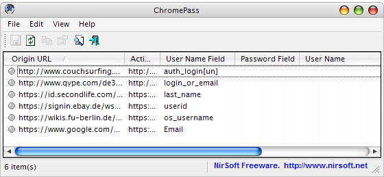 DaarNet: 6 Free Password Recovery Tools for Windows