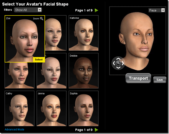 Build Your Own Awesome Personal 3D Avatar with Avatara: 3d-pictures.feedio.net/create-your-3d-avatar