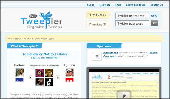tweepler