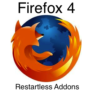 firefox restartless addons