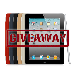 MakeUseOf Is Giving Away An iPad 2 Again!