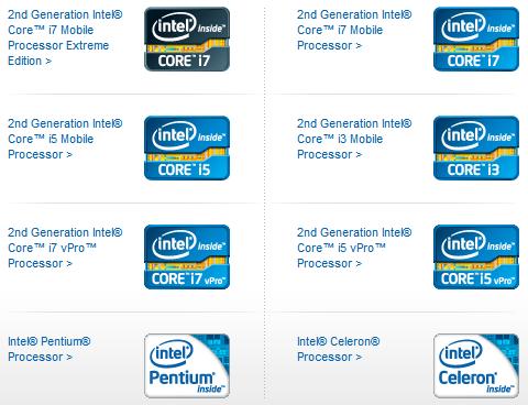 Intel i7 2630qm turbo boost