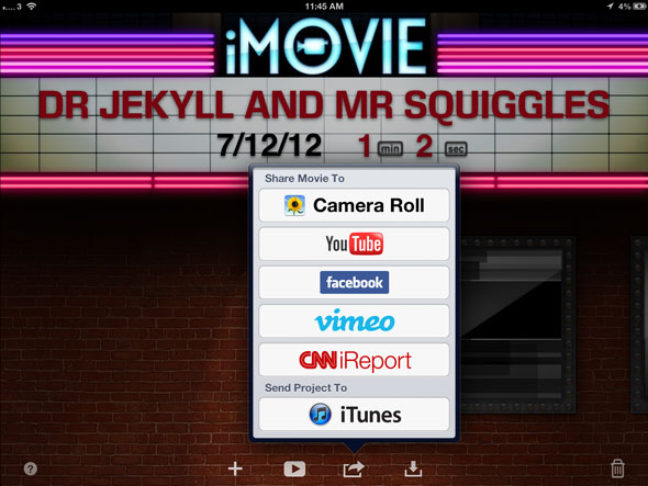 Image Result For Making A Legendary Movie Trailer With Imovie On The Ipad