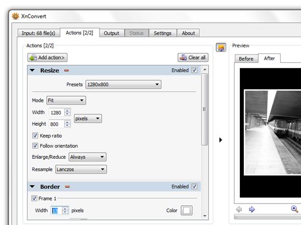 editing delle immagini app