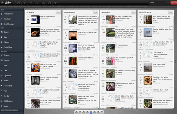 For Redditors With Style: 3 Great Reddit Tools for Mac OS X