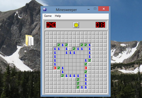 win8classicgames minesweeper image