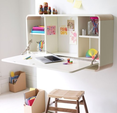 Terrific Short On Space Try These Compact Home Office Desks Largest Home Design Picture Inspirations Pitcheantrous