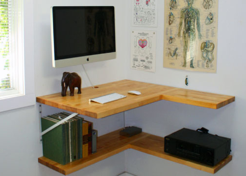 Fantastic Short On Space Try These Compact Home Office Desks Largest Home Design Picture Inspirations Pitcheantrous