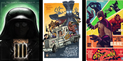 These Movies Posters Will Make You Wish The Sequels Were Real