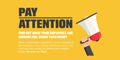 What Motivates People In The Workplace Aside From Money