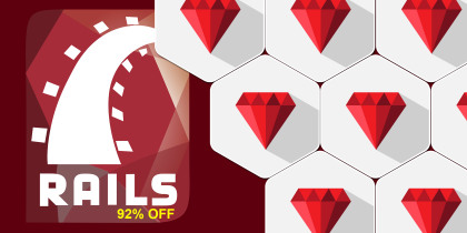 Save 92% On The Ruby On Rails Rookie To Rockstar Training Course, Now Only $49