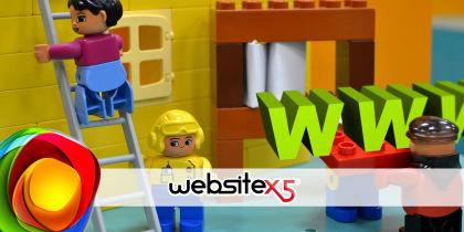 Incomedia WebSite X5 Evolution: Website Builder Founded On Ease Of Use