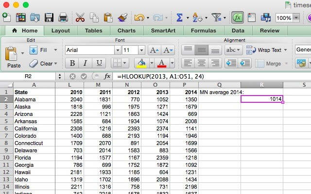 4 Excel Lookup Functions to Search Spreadsheets Efficiently