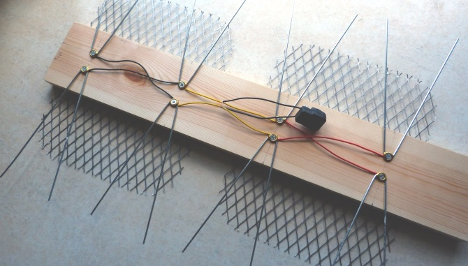 Diy Hdtv Antenna And Ditch Cable