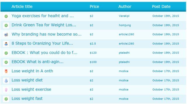 articles-sale