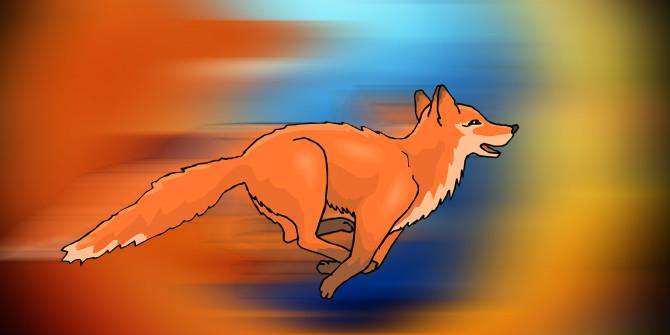 faster-firefox