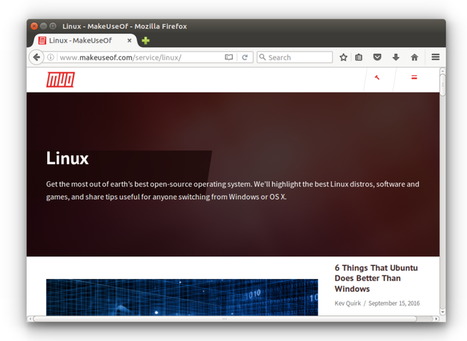 best open source software for linux