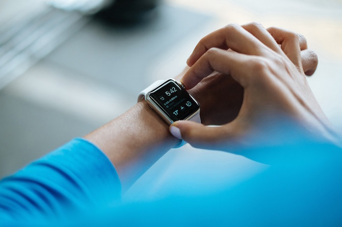 Bluetooth 5 Smartwatch