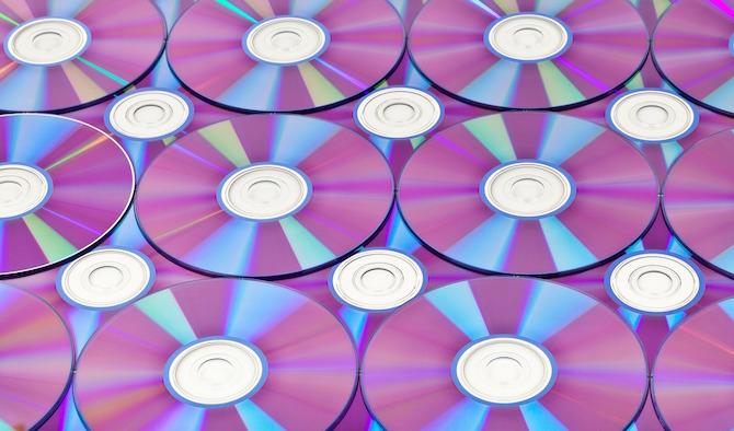 Amazing Technology Breakthrough 5D Data Disc