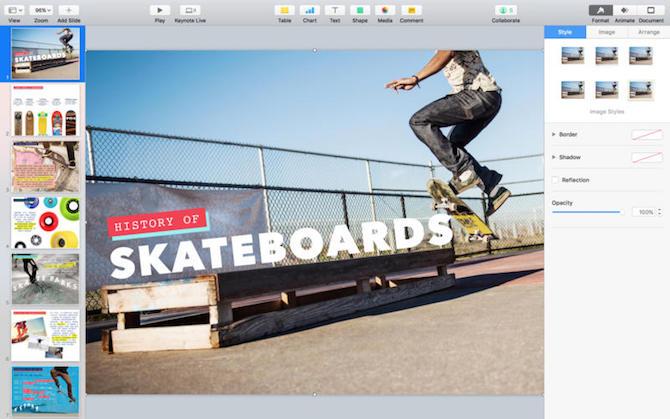 mac office alternatives keynote