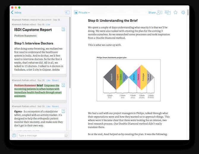 mac office alternatives quip