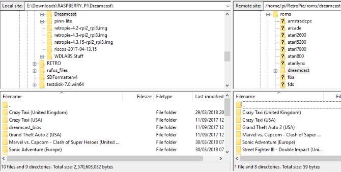 retropie download images folder