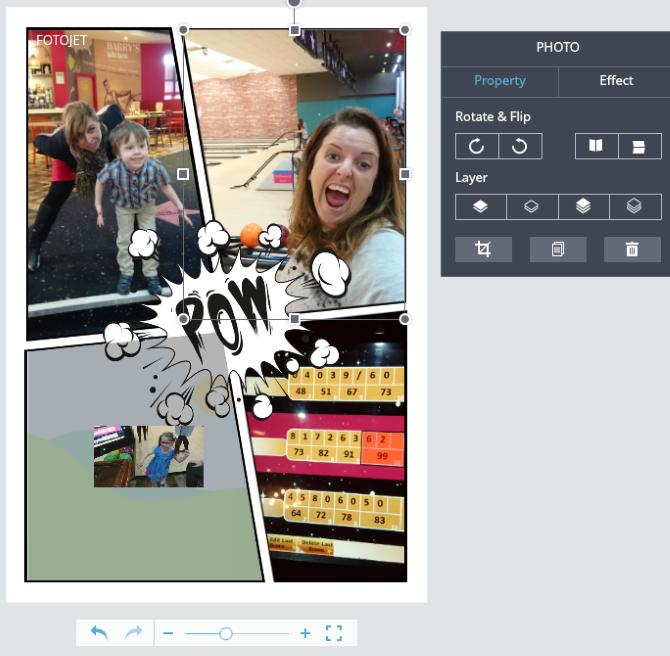 Comic Images Web App