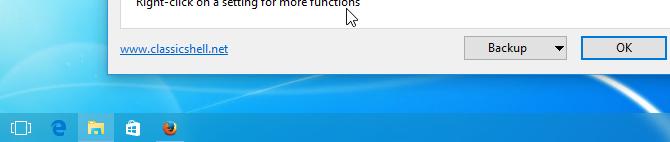 windows 7 taskbar classic shell