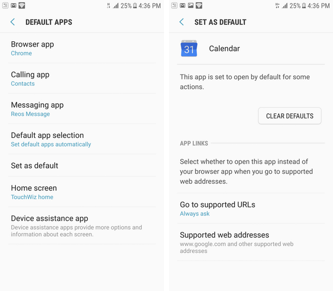 How to Master Default Apps and Deep Linking on Android – CrackWare