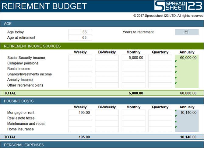 Bmo retirement calculator vic rent