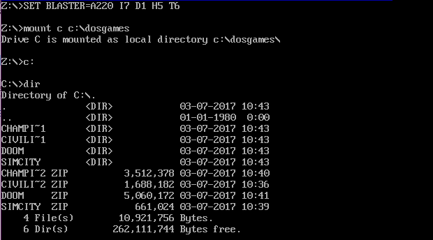 How to Play Retro Games on Any Platform With DOSBox – CrackWare
