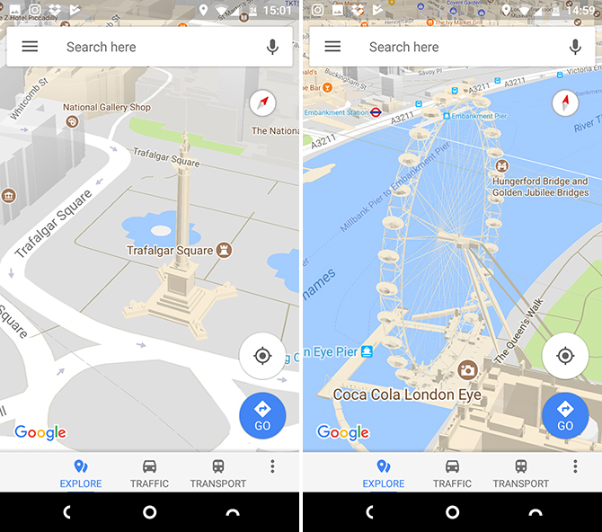 10 Lesser-Known Features in Google Maps for Android – CrackWare