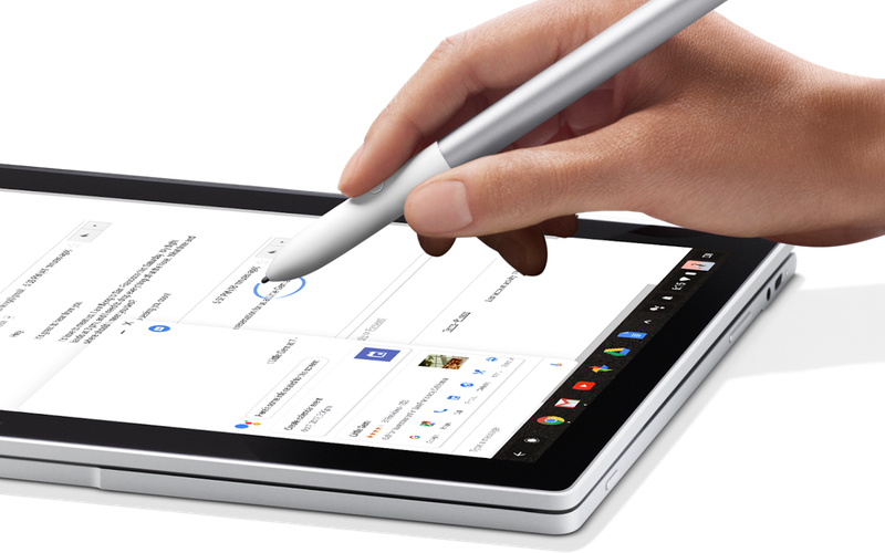 Google Pixelbook: Worse than a Microsoft Surface or MacBook Pro