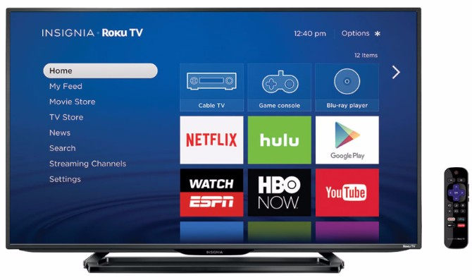 The Best Tech Gifts for the Geeks in Your Life gifts roku tv
