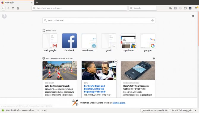 How To Make Google New Tab In Firefox Set Custom URL for New Tabs in