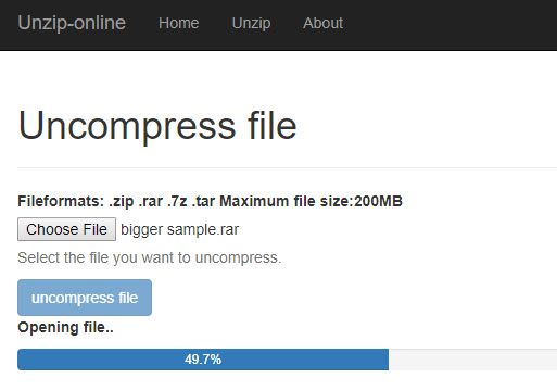 rar. file opener online