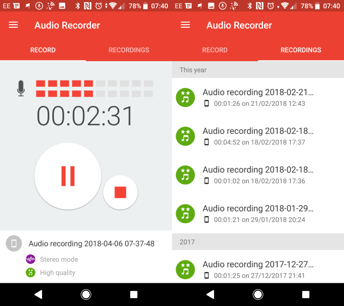 7 Android Apps for Recording Your Own Podcasts Anywhere – CrackWare