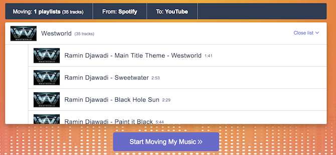How To Move Music From Youtube To Spotify Convert playlists